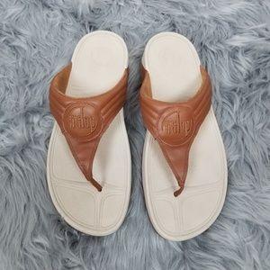 FitFlop classic thong sandal Walkstar sz 11